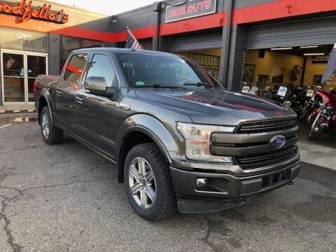 2018 Ford F-150 for sale at Goodfella's  Motor Company in Tacoma WA