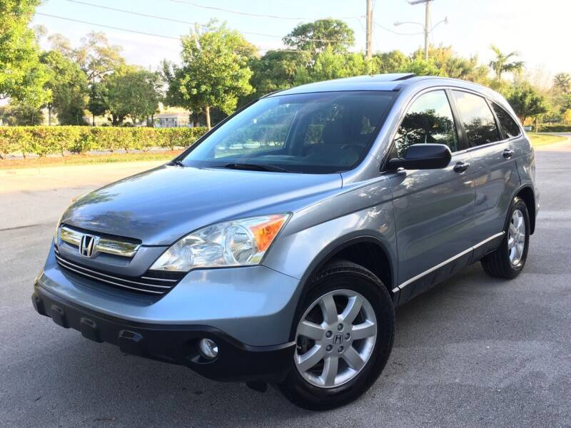 2008 Honda CR-V for sale at FIRST FLORIDA MOTOR SPORTS in Pompano Beach FL
