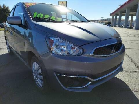 2019 Mitsubishi Mirage for sale at Painter's Mitsubishi in Saint George UT