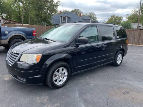2008 Chrysler Town and Country for sale at Elliott Autos in Killeen TX