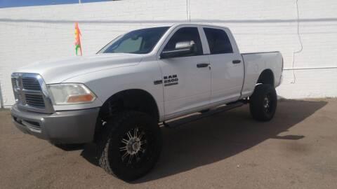 2011 RAM Ram Pickup 2500 for sale at Advantage Motorsports Plus in Phoenix AZ