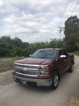 2015 Chevrolet Silverado 1500 for sale at Dependable Motors in Lenoir City TN