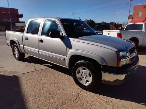 2004 Chevrolet Silverado 1500 for sale at Apex Auto Sales in Coldwater KS