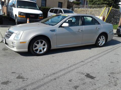2008 Cadillac STS for sale at Nelsons Auto Specialists in New Bedford MA