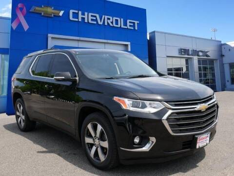 2018 Chevrolet Traverse for sale at Bellavia Motors Chevrolet Buick in East Rutherford NJ