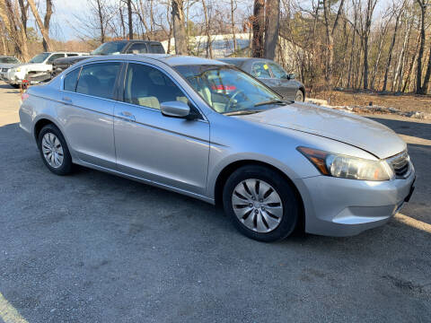 2009 Honda Accord for sale at King Auto Sales in Leominster MA