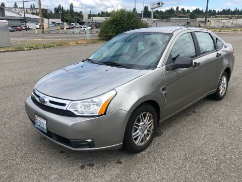 2008 Ford Focus for sale at South Tacoma Motors Inc in Tacoma WA