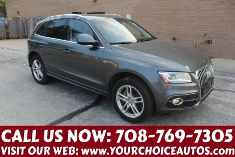 2014 Audi Q5 for sale at Your Choice Autos in Posen IL