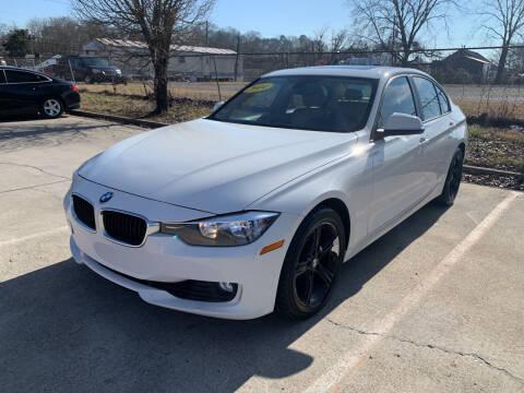 2014 BMW 3 Series for sale at Diana Rico LLC in Dalton GA