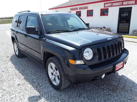 2014 Jeep Patriot for sale at Sarpy County Motors in Springfield NE