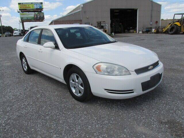 2006 Chevrolet Impala for sale at 412 Motors in Friendship TN