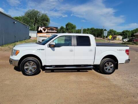 2012 Ford F-150 for sale at KJ Automotive in Worthing SD
