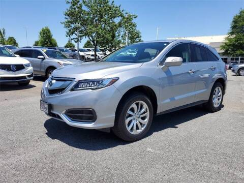 2018 Acura RDX for sale at CU Carfinders in Norcross GA