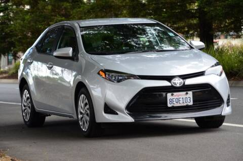 2019 Toyota Corolla for sale at Brand Motors llc in Belmont CA