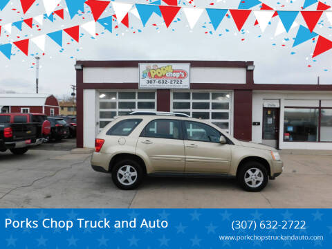 2008 Pontiac Torrent for sale at Porks Chop Truck and Auto in Cheyenne WY