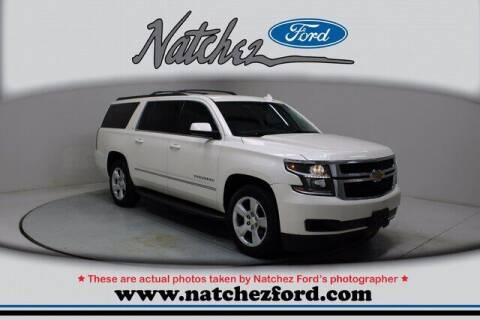 2015 Chevrolet Suburban for sale at Auto Group South - Natchez Ford Lincoln in Natchez MS