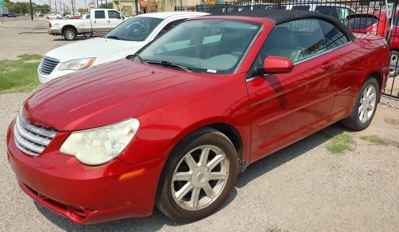 2008 Chrysler Sebring for sale at 4 U MOTORS in El Paso TX