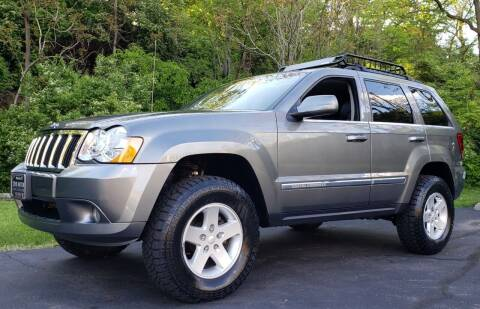 2008 Jeep Grand Cherokee for sale at The Motor Collection in Columbus OH