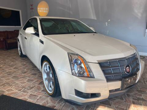2008 Cadillac CTS for sale at TOP SHELF AUTOMOTIVE in Newark NJ