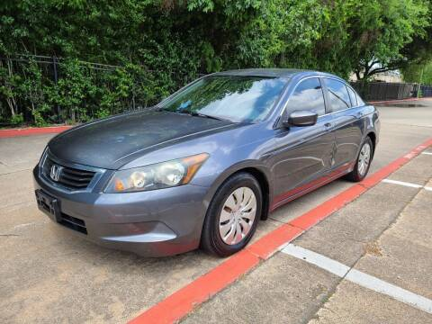 2010 Honda Accord for sale at DFW Autohaus in Dallas TX
