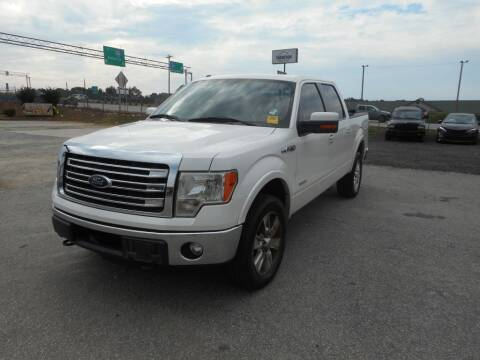 2013 Ford F-150 for sale at Auto Center Elite Vehicles LLC in Spartanburg SC