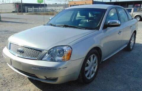 2007 Ford Five Hundred for sale at Kenny's Auto Wrecking in Lima OH