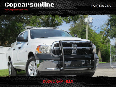 2014 RAM Ram Pickup 1500 for sale at Copcarsonline in Largo FL
