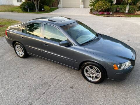 2006 Volvo S60 for sale at Exceed Auto Brokers in Pompano Beach FL