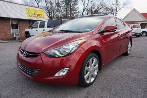 2013 Hyundai Elantra for sale at Ecocars Inc. in Nashville TN