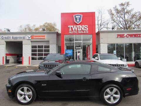 2014 Ford Mustang for sale at Twins Auto Sales Inc in Detroit MI