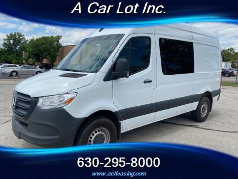 2019 Mercedes-Benz Sprinter Cargo for sale at A Car Lot Inc. in Addison IL