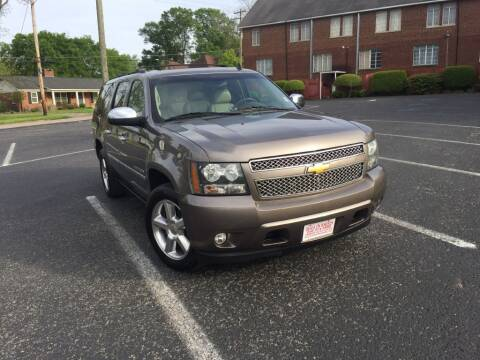 2012 Chevrolet Suburban for sale at DEALS ON WHEELS in Moulton AL