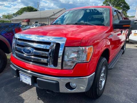 2011 Ford F-150 for sale at Volare Motors in Cranston RI