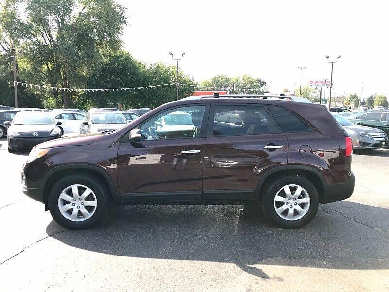 2011 Kia Sorento for sale at Car Zone in Otsego MI