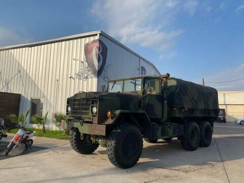 1988 BMY M2923A2 for sale at Barrett Auto Gallery in San Juan TX