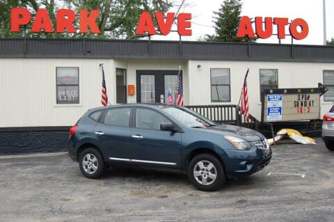 2014 Nissan Rogue Select for sale at Park Ave Auto Inc. in Worcester MA