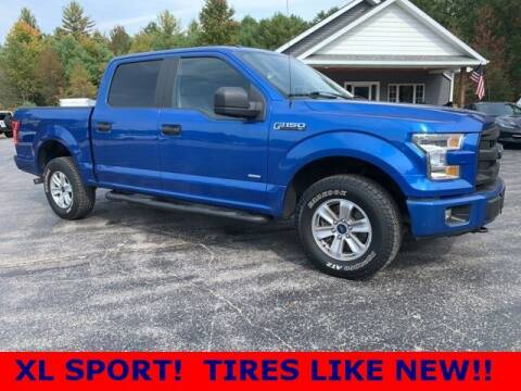 2015 Ford F-150 for sale at Drivers Choice Auto & Truck in Fife Lake MI