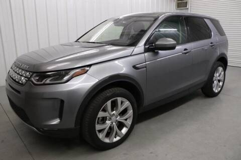 2020 Land Rover Discovery Sport for sale at JOE BULLARD USED CARS in Mobile AL
