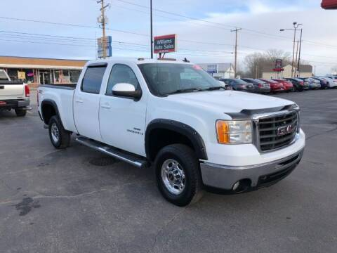 2008 GMC Sierra 2500HD for sale at WILLIAMS AUTO SALES in Green Bay WI