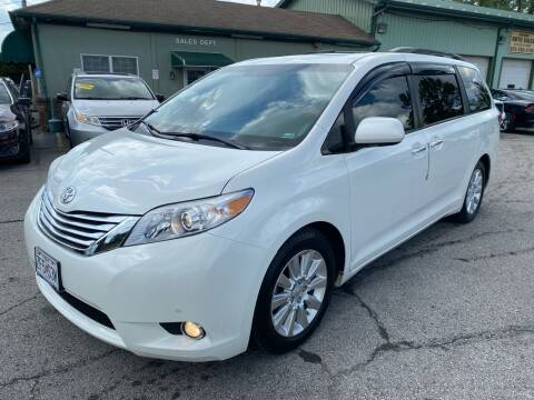 2011 Toyota Sienna for sale at ASHLAND AUTO SALES in Columbia MO