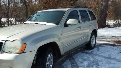 2009 Jeep Grand Cherokee for sale at Expressway Auto Auction in Howard City MI