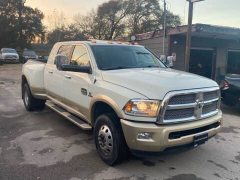 2016 RAM Ram Pickup 3500 for sale at Texas Luxury Auto in Houston TX