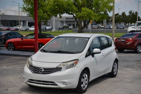 2014 Nissan Versa Note for sale at Motor Car Concepts II - Kirkman Location in Orlando FL