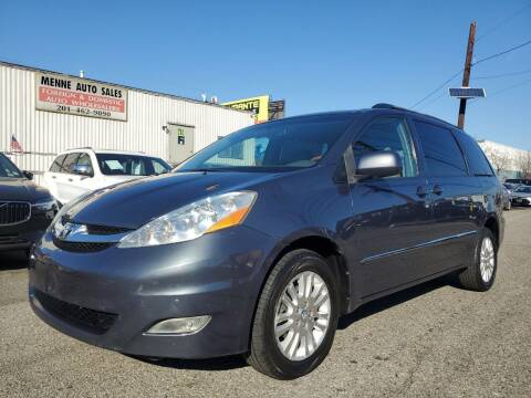 2008 Toyota Sienna for sale at MENNE AUTO SALES in Hasbrouck Heights NJ