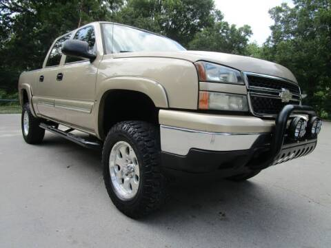 2006 Chevrolet Silverado 1500 for sale at Thornhill Motor Company in Hudson Oaks, TX