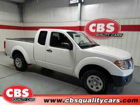 2016 Nissan Frontier for sale at CBS Quality Cars in Durham NC