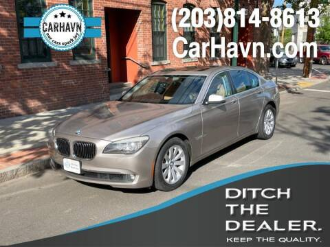 2011 BMW 7 Series for sale at CarHavn in New Haven CT