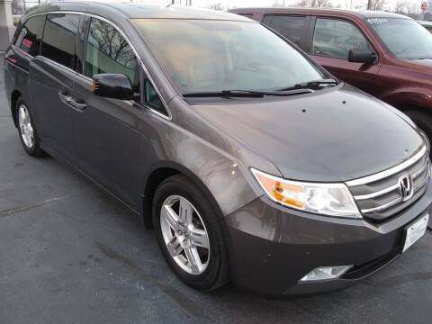 2013 Honda Odyssey for sale at Village Auto Outlet in Milan IL
