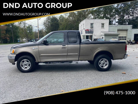 2003 Ford F-150 for sale at DND AUTO GROUP in Belvidere NJ