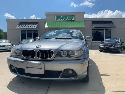 2005 BMW 3 Series for sale at Cross Motor Group in Rock Hill SC